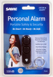 Sabre PA-01 Personal Alarm Keychain
