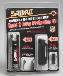 Sabre S-HAPK, Combo Home Pepper Spray & Away Self Defense Spray - Protection Kit