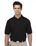 Tri-Mountain 014 Sentinel-Men's Cotton/Poly 60/40 Knit Polo Shirt, w/ Mic Loops & Pen Pocket