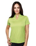 Tri-Mountain 051 Acoro-Women's 100% Polyester Knit Polo Shirts.