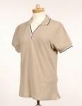 Tri-Mountain 112 Journey-Women's 60/40 Ultracool Mesh Johnny Collar Golf Shirt.