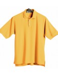 Tri-Mountain 188 Caliber-Men's Cotton Baby Pique Golf Shirt.
