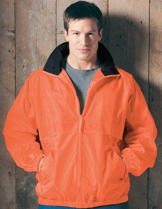 Tri-Mountain 2000 Highland-Nylon Jacket With Mesh Lining.