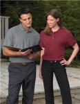 Tri-Mountain 205 Tradesman-Men's 60/40 Stain Resistant Pique Golf Shirt.