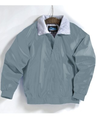 Tri-Mountain 3400 Clipper-Nylon Jacket With Jersey Lining.