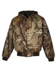 Tri-Mountain 4686C Timberline Camo-Heavyweight Work Jacket With Realtree Ap® Pattern.