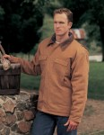 Tri-Mountain 4900 Canyon - Cotton canvas work jacket with quilted lining