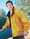 Tri-Mountain 5300 Panorama-Cotton/Poly Poplin Jacket With Poplin Lining.