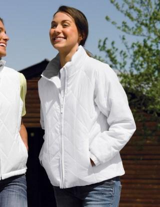 Tri-Mountain 533 Median-Men's 100% Polyester Safety Ls Crewneck