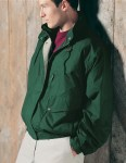 Tri-Mountain 5400 High Peak-Cotton/Poly Poplin Jacket With Poplin Lining.