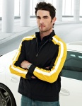 Tri-Mountain 6010 Superbike-Men's 100% Polyester Long Sleeve Tmr Wind Jacket With Water Resistent.