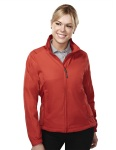 Tri-Mountain 6013 Eos-Women's 100% Polyester Long Sleeve Jacket With Water Resistent