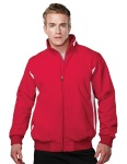 Tri-Mountain 6430 Prometheus-Men's 88% Polyester & 12% Spandex Bonded Stretch Woven Water Resistant Jacket