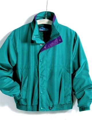 Tri-Mountain 6800 Back Country-Nylon Jacket With Nylon Lining.