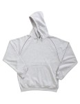 Tri-Mountain 687 Insight-Men 80/20 Premium Hooded Sweatshirt.