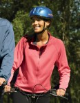 Tri-Mountain 7320 Arena-Women's Polyknit Fleece Full Zip Jacket.