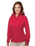 Tri-Mountain 7353 Lady Neptune-Women's 100%poly Fleece Long Sleeve Ultra Cool Jacket