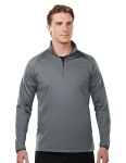 Tri-Mountain 7355 Neptune - Men's 100%Poly Fleece long sleeve ULTRA COOL jacket