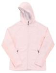 Tri-Mountain 7360 Destination - Women's bonded fleece hooded jacket