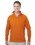Tri-Mountain 7365 Kodiak - Men's 100% Polyester Microfleece 1/4 Zipper Pullover
