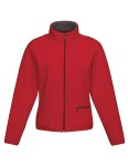 Tri-Mountain 7820 Herald-Women 3-Layer Windproof/Water Resistant Fleece Jacket.
