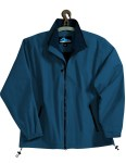 Tri-Mountain 8090 Patriot-Nylon Jacket With Fleece Lining.
