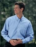Tri-Mountain 810 Executive-Men's Cotton Long Sleeve Twill Shirt.