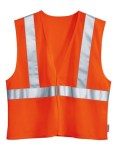 Tri-Mountain 8430 Zone-Polyester Safety Vest. Ansi Class 2 / Level 2.