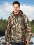 Tri-Mountain 9486C Reticle Camo-Men's 100% Polyester Camo Jacket