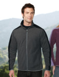Tri-Mountain F7381 Oakglen-Men's 100% Polyester Anti-Pilling Micro Fleece (Double Brushed)