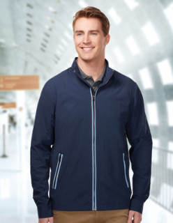 Tri-Mountain J5700 Carlton-Men's Jacket With 100% Nylon w/Water Repellent 600mm Coating