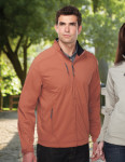 Tri-Mountain J6205 Bonnington-Men's 96% Polyester 4% Spandex Dobby Full Zip Jacket