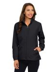 Tri-Mountain JL1400 Lady Vital Lwj-Women'??s 100% Polyester Full Zip Jacket