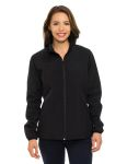 Tri-Mountain JL6350 Lady Vital Bonded Soft Shell-Women'??s 96% Polyester 4% Spandex Jacket