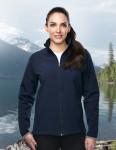 Tri-Mountain JL6380 Lady Quest-Women's Jacket With Top Yoke And Slash Pocket