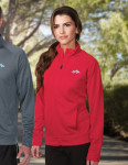 Tri-Mountain KL630 Lady Exocet-Women's 100% Polyester Knit Full Zip Jacket