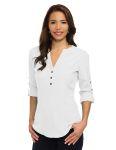 Tri-Mountain LB759 Julianne-Women'??s 95% Polyester 5% Spandex L/S Shirt