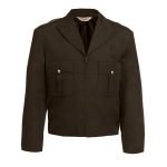 Tactsquad 10504 Zippered Front Ike Jacket - Elastique Weave - CHP Specifications