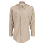 Tactsquad 11015 Mens Class A LASD Long Sleeve Shirt - Plain Weave