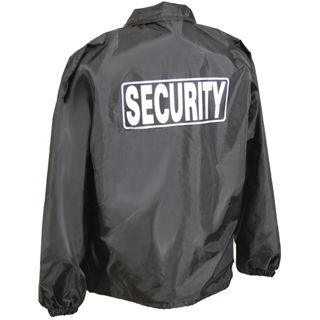 Tactsquad 1112 Security Windbreaker