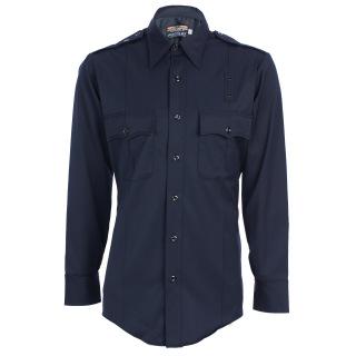 Tactsquad 11145 Mens Proflex™ Long Sleeve California Shirt - Banded Collar