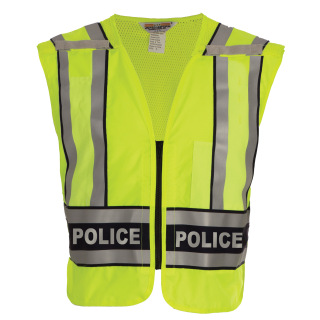 Tactsquad 127 ANSI 207-2011 Ripstop Safety Vest
