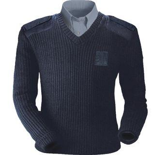Tactsquad 2003 Acrylic Commando V-neck Sweater