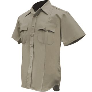 Tactsquad 8013MEN Short Sleeve Poly/Cotton Shirt - Men's