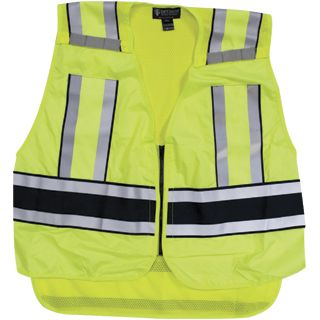 Tactsquad DC62 NYPD Style Safety Vest