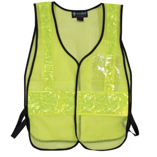 Tactsquad DC65PLAIN Safety Vest