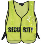 Tactsquad DC65SECURITY Security Safety Vest
