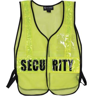 Tactsquad DC65 Safety Vest