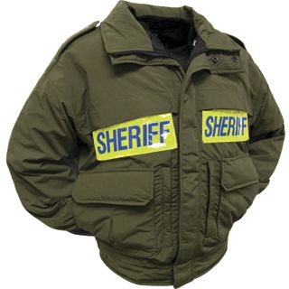 Tactsquad F1006 Perfect Storm Duty Jacket