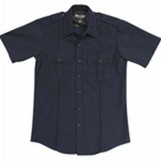 Tactsquad F821 NYPD Short Sleeve Shirt - Poly/Rayon